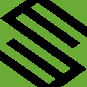 large ecostrike logo